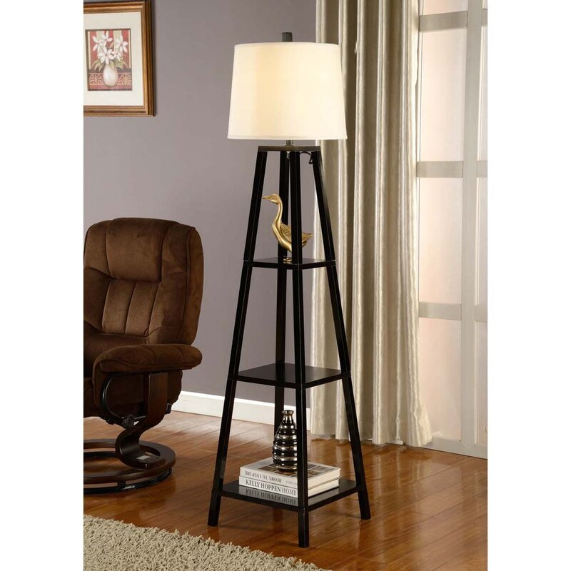 Laude Run Caldicott 63 Floor Lamp