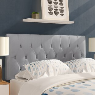 Best Price Sasha Upholstered Panel Headboard by Zipcode Design