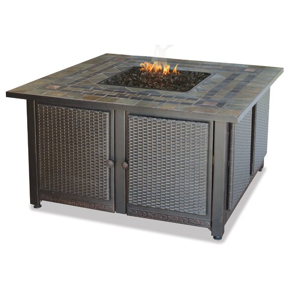 Charmant Wrought Iron Fire Pit | Wayfair