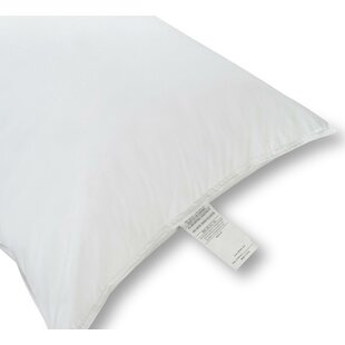 Alwyn Home Jeremiah Fiber Pillow