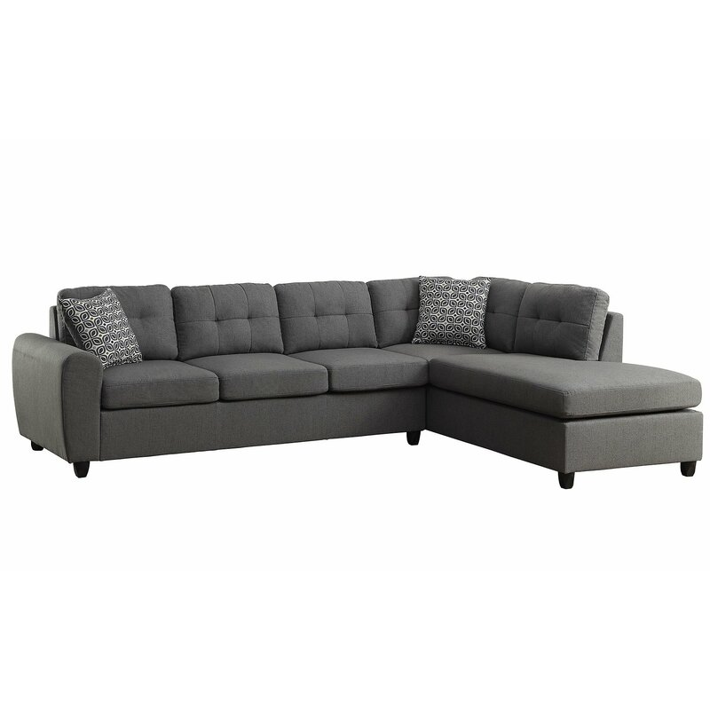 Peachy Cyron Sectional Onthecornerstone Fun Painted Chair Ideas Images Onthecornerstoneorg