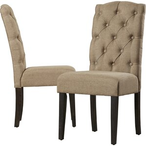 Colborne Parson Chair (Set of 2) by Laurel Foundry Modern Farmhouse