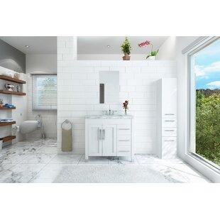 Keanu 40 Single Bathroom Vanity Set by Orren Ellis
