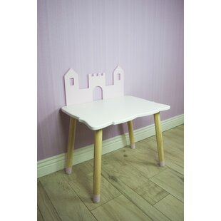 Billy 3 Piece Table and Chair Set by Viv   Rae