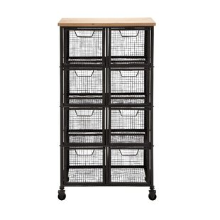 Jordan 8 Drawer Chest by Cole & Grey