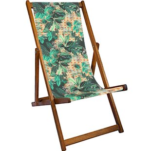Odette Reclining Deck Chair By Sol 72 Outdoor