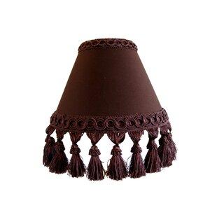 Fudge Swirl Sundae 11 Fabric Empire Lamp Shade