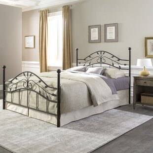 Madawaska Modern Panel Bed