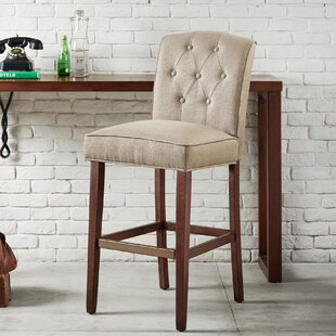 Cayman 30 Bar Stool Three Posts