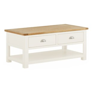 Amelia Coffee Table By August Grove
