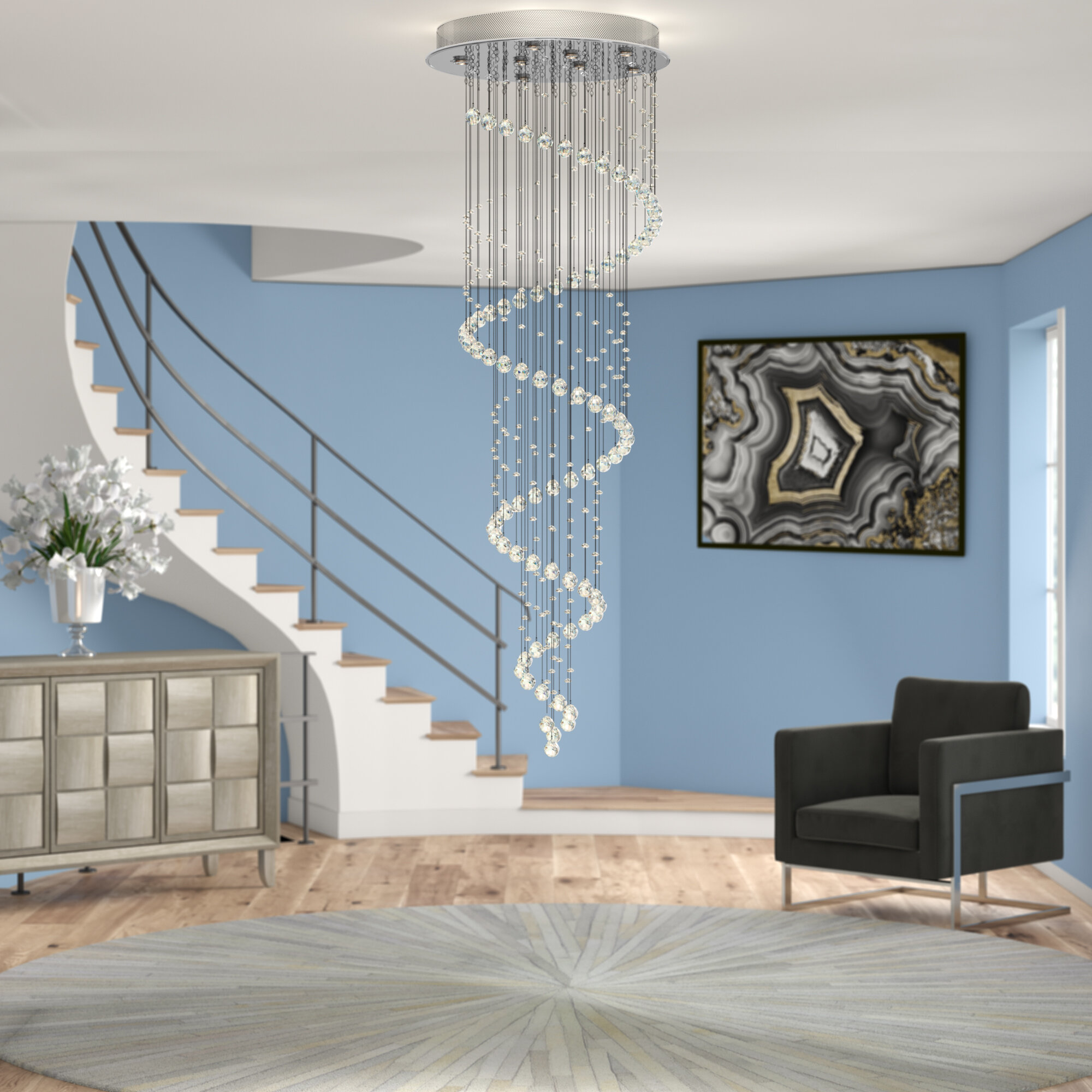 Foyer Great Room Entryway Chandeliers You Ll Love In 2020 Wayfair