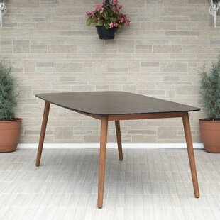 Costillo Manufactured Wood Dining Table by Corrigan Studio