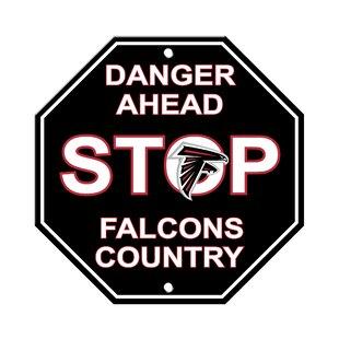 b2dbf6f12ff NFL Stop Sign. By Fremont Die