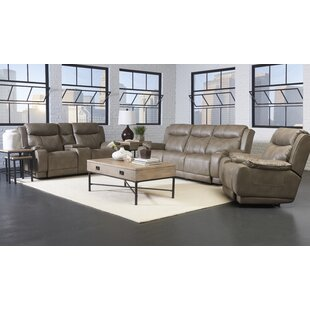 Rutz Reclining Configurable Living Room Set by Charlton Home