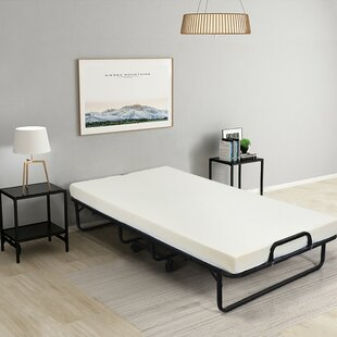 4 Folding Steel Folding Bed by Arsuite