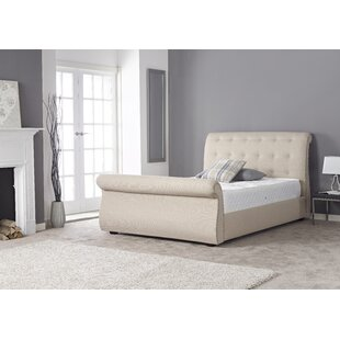 Rafferty Upholstered Bed Frame By Canora Grey