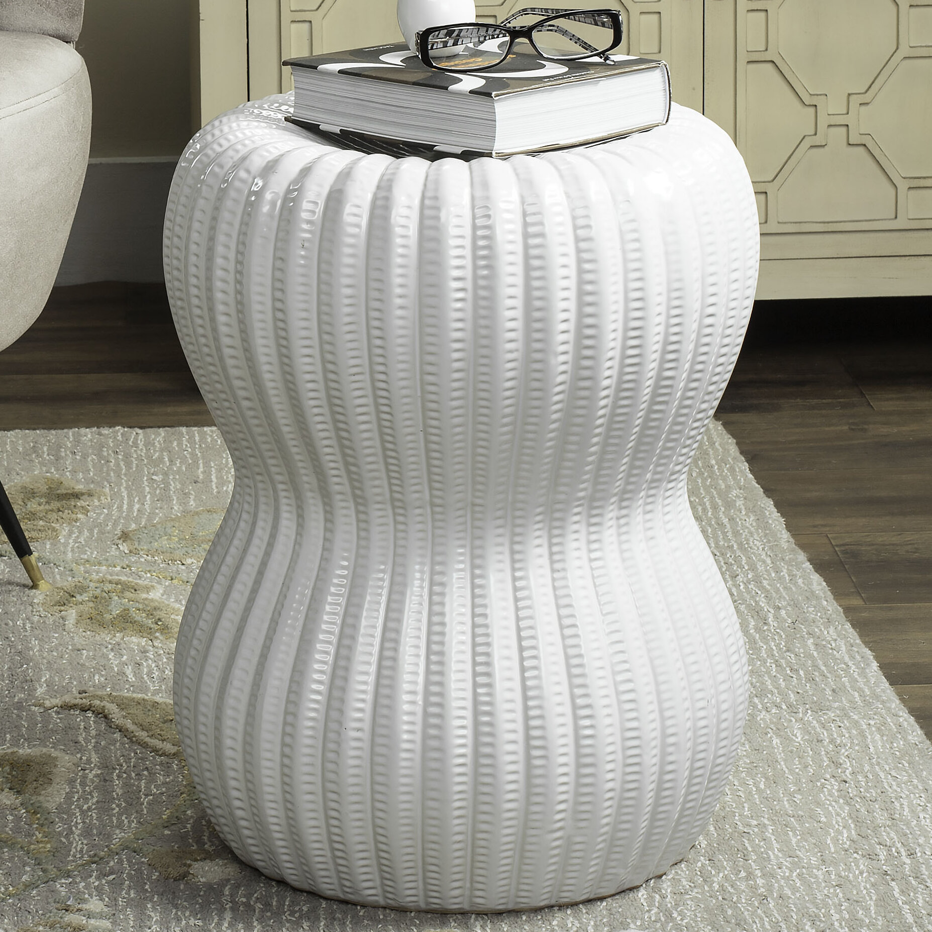 Incredible Safavieh Garden Stool Reviews Wayfair Machost Co Dining Chair Design Ideas Machostcouk
