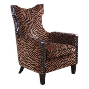 Kimoni Armchair by Uttermost
