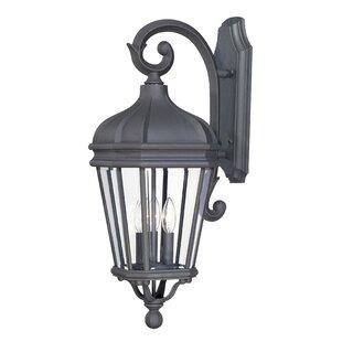 Harrison 3-Light Outdoor Wall Lantern by ..