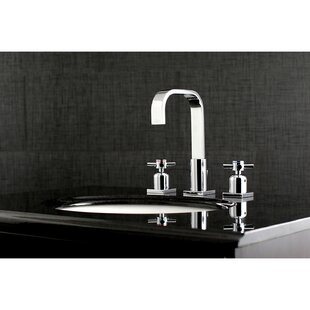Concord Fauceture Widespread Bathroom Faucet By Kingston Brass