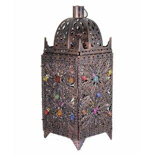 Sophisticated Designed Antique Metal Lantern