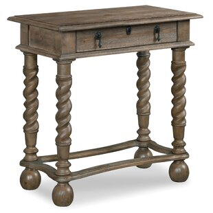 Edgewood End Table with Storage by Fairfield Chair