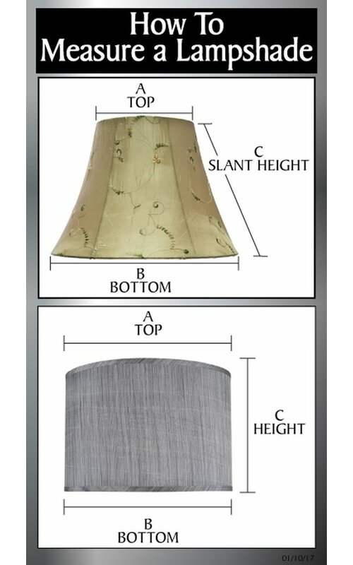 Aspen creative corporation 11 linen empire lamp shade wayfair 11 linen empire lamp shade aloadofball Image collections