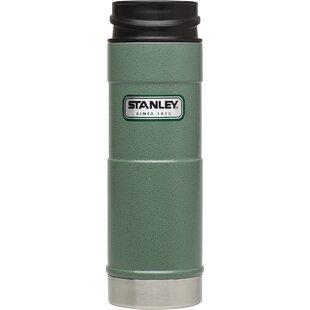 Classic 16-Ounce One Hand Vacuum Mug