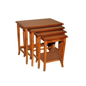 4 Piece Nesting Tables by Winport Industries
