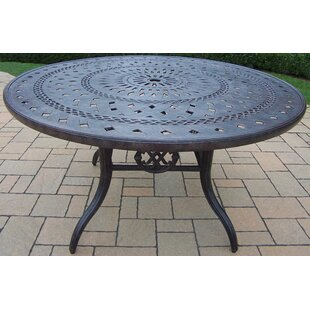Vanguard Metal Dining Table by Oakland Li..