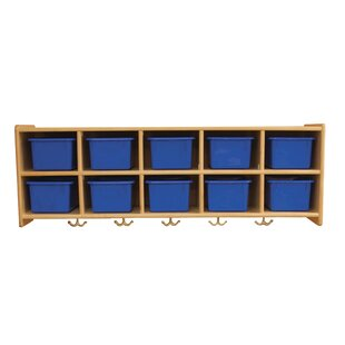 Buy luxury 10 Compartment Cubby ByKids' Station