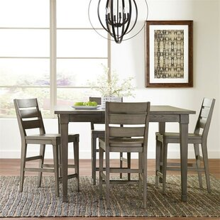 Workman Pub Table Set by Gracie Oaks