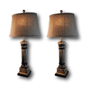 Pressler 31 Table Lamp Set (Set of 2)
