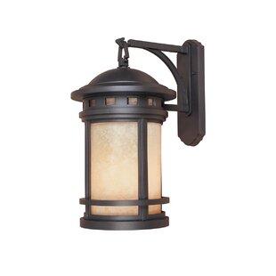 Millwood Pines Lisette Cast Wall Lantern