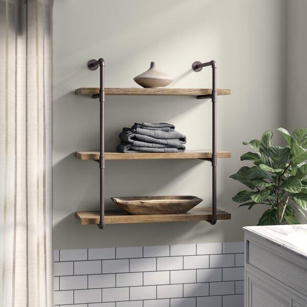 Greyleigh Kennard 3 Tier Wall Shelf Amp Reviews Wayfair Ca