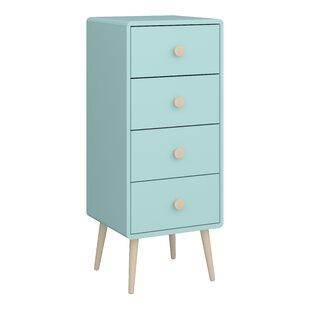Falmouth 4 Drawer Chest By Mikado Living