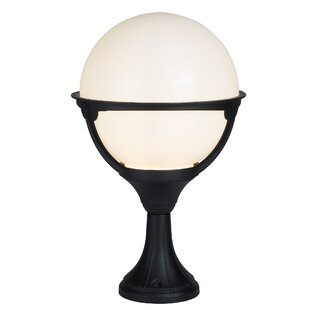 Aniya 1-LIght Pedestal Light By Sol 72 Outdoor