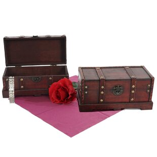 Chest Set (Set Of 2) By Marlow Home Co.