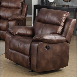 Red Barrel Studio Tadwick Manual Glider Recliner