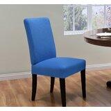 Box Cushion Dining Chair Slipcover by Latitude Run®