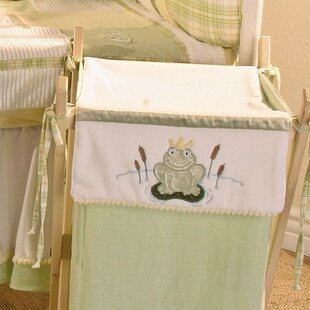 Brandee Danielle Ribbit Laundry Hamper