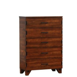 Cecere 5 Drawer Lingerie Chest