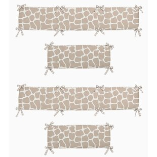 Check Prices Giraffe Crib Bumper BySweet Jojo Designs