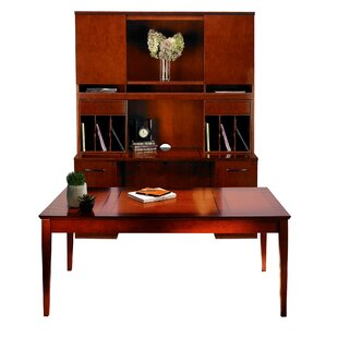 Sorrento Series 4-Piece Standard Desk Office Suite