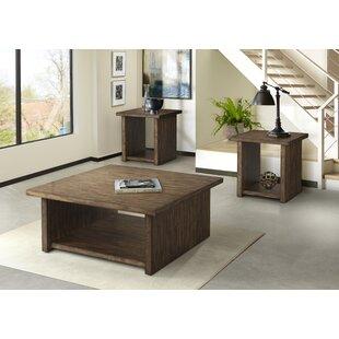 Scotti 3 Piece Coffee Table Set