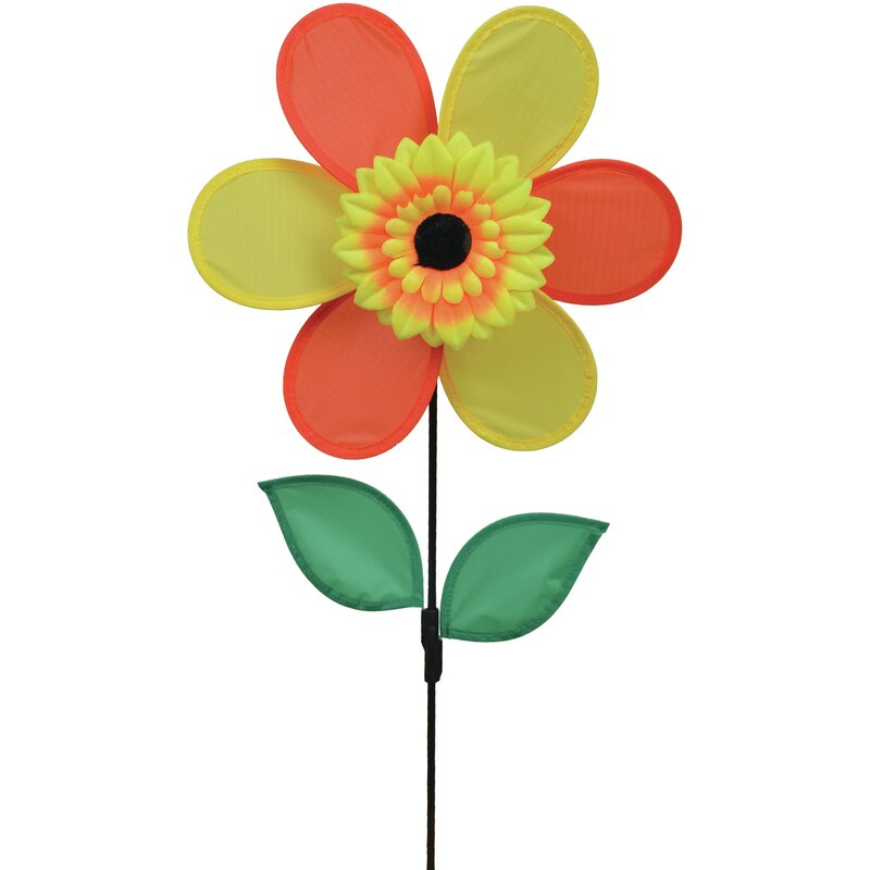 Premier Designs 12 Inch Autumn Sunflower Spinner Wayfair