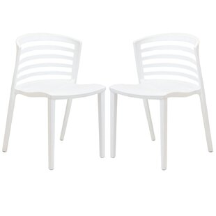 Winston Plastic Side Chair (Set of 2) by ..