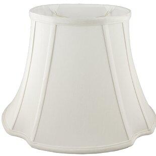 12 Faux Silk Bell Lamp Shade