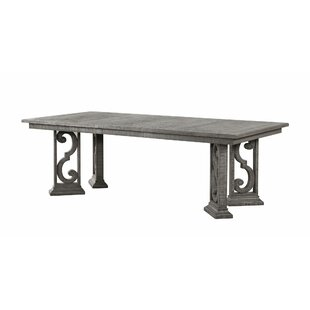 Marlene Drop Leaf Dining Table Ophelia & Co.
