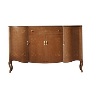 Golen 4 Doors 1 Drawer Solid Wood Sideboard PANAMAR